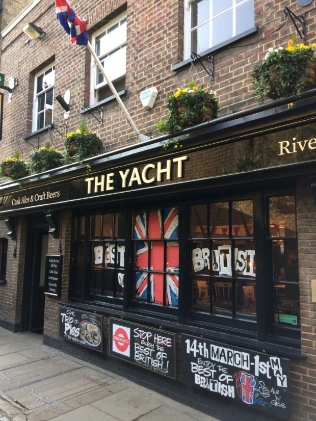 The Yacht Greenwich